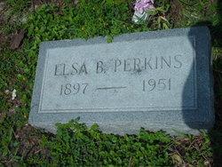 Elsa B Perkins