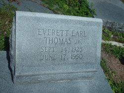 Everett Earl Thomas, Jr
