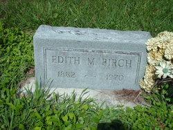 Edith M Birch