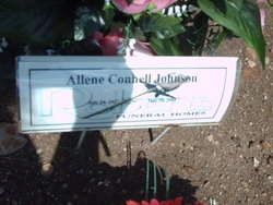 Allene <I>Connell Thomas</I> Johnson