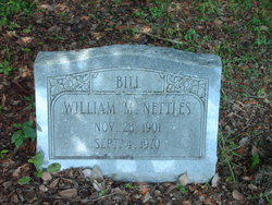 William M Nettles