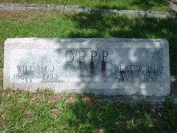 William J Depp