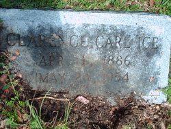 Clarence Carl Ice