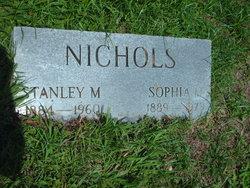 Stanley M Nichols