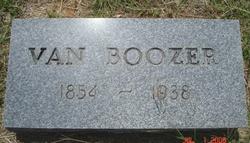 Milton Van Boozer