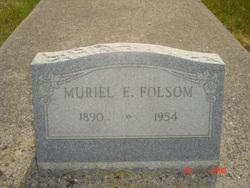 Muriel E Folsom