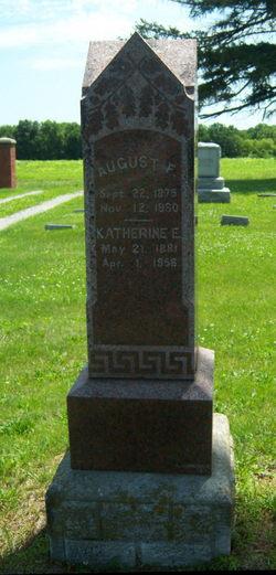 August F. Detert