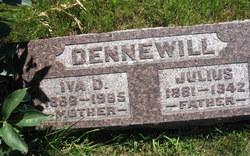 Iva D Dennewill