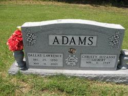 Christy Suzanne <I>Gilbert</I> Adams