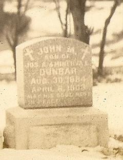 John Martin Dunbar