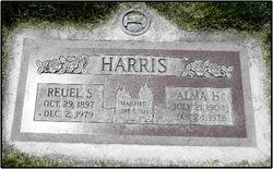 Reuel Harris