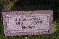 Ottilie Amalie <I>Becker</I> Lorenz