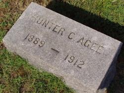 Hunter C. Agee