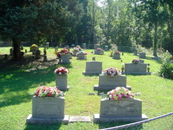 Robinson Ridge Cemetery