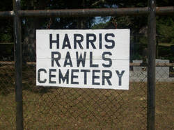 Harris Rawls Cemetery