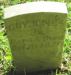 Guy Jones, Jr