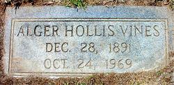 Alger Hollis Vines