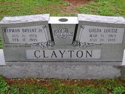 Herman B Clayton