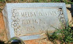 Melba O Vines