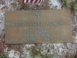Walter Scott Agnew, Jr