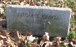 Margaret <I>Kienzle</I> McAuliffe