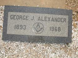 George Jackson Alexander