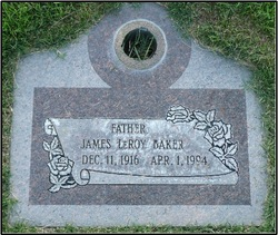 "James LeRoy ""Jim"" Baker"