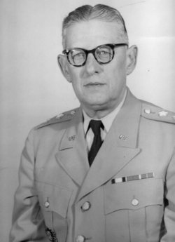 MG Robert Ward Berry