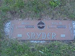 Retta M. Snyder