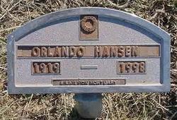 Orlando E. Hansen