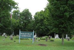 Haleville Cemetery