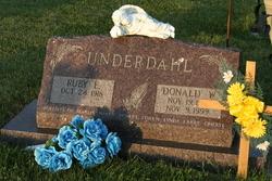 Donald William Underdahl