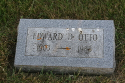 Edward Dreibelbis Otto