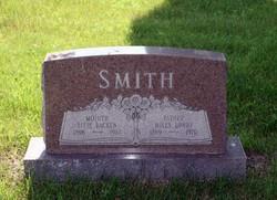 Effie <I>Backen</I> Smith