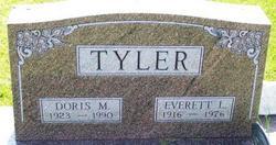 Doris Marie <I>Snyder</I> Tyler