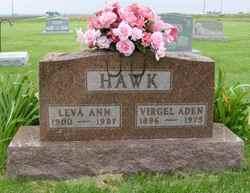 Leva Ann <I>Whiteside</I> Hawk