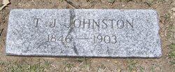 Thomas Jefferson Johnston