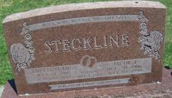 Amelia <I>Lang</I> Steckline