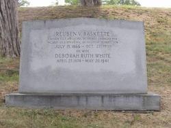 Reuben V Baskette