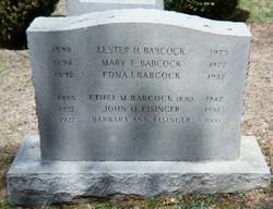 """Lester Herbert """"Les"""" Babcock"""