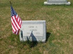 "Eugene Augustus ""Gene"" Aaron"