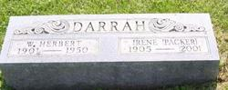 Irene <I>Packer-Darrah</I> Anderson