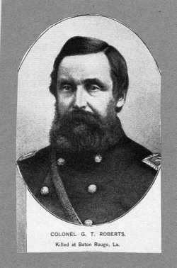 Col George Tisdale Roberts