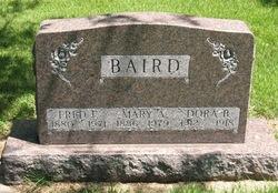 Fred E Baird
