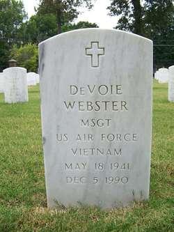 Devoie Webster