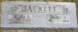 Lillian A <I>Anderson</I> Sackett