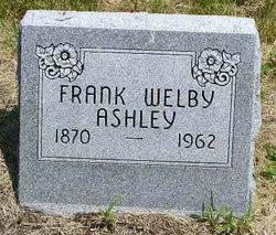 Welby Frank Ashley