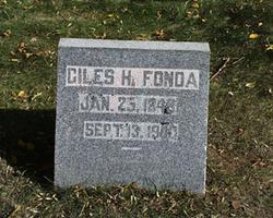 Giles Henry Fonda