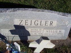 """LeRoy Dudley """"Roy"""" Zeigler"""