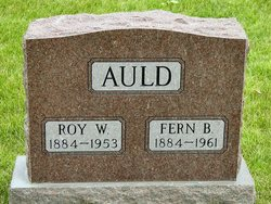 Roy Walton Auld